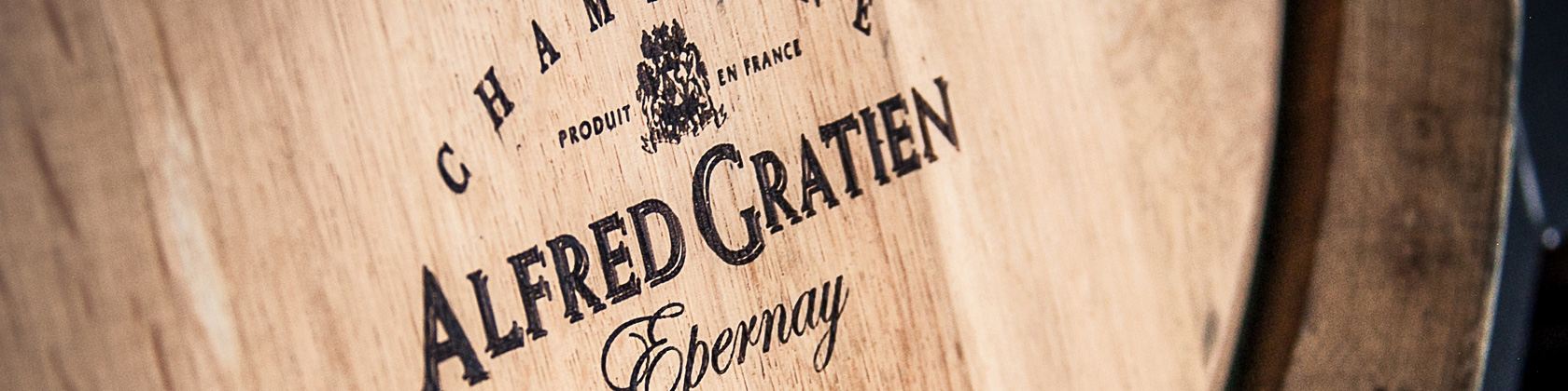 Champagne ALFRED GRATIEN Fass